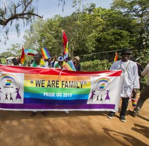 Here's How LGBTQ Ugandans Are Fighting Back After Pride Was Shut Down