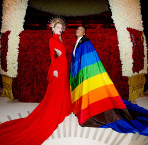 The Queering of Religious Iconography Becomes a Powerful Protest