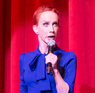 Kathy Griffin Says She 'Loved' Anderson Cooper, Past Tense