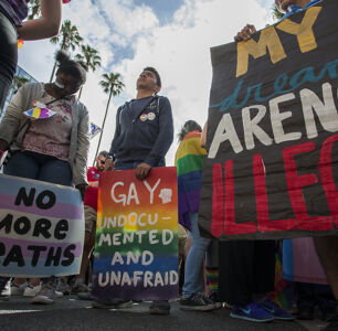 We're Queer And Here For Now: On Being LGBTQ and Undocumented