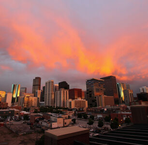 Days in Denver – Hillary, Hipsters, and Hotels