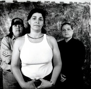 Laura Aguilar Created Much-Needed Visibility For Latina Lesbians