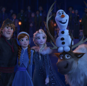 """On """"Coco,"""" """"Olaf's Frozen Adventure"""" and Chosen Family At The Holidays"""