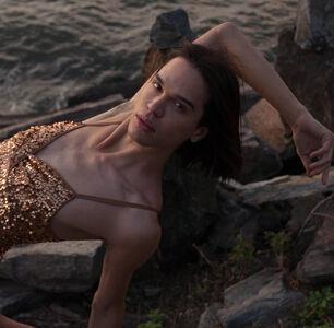 Model Tzef Montana Is Fashion's Nonbinary Future