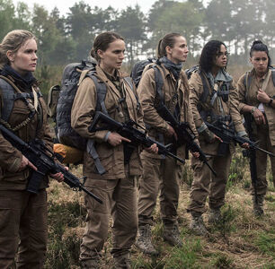 But How Gay Is 'Annihilation'?