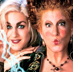 Who Wanted This Hocus Pocus Remake Without the Original Cast?