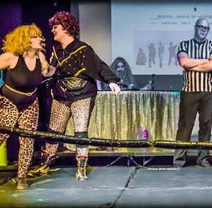 The Boston League of Wicked Wrestlers Celebrates 14 Years Of Queer Performance And Physical Prowess