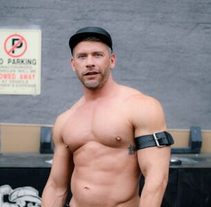A Day For Daddy: Photos From the Tom of Finland Parking Lot Party