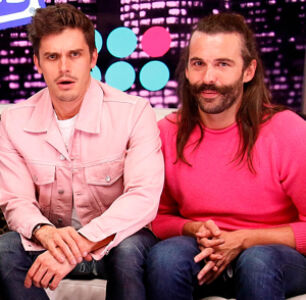 Jonathan Van Ness Scalds Antoni Porowski With Severely Hot Masterpiece Cakeshop Tea