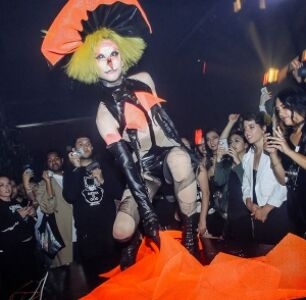 Into the Macabre Side of Drag With Alice Glass