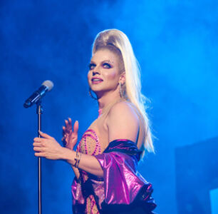 Courtney Act On RuPaul, Racism, and Living Her Dream Post-'Celebrity Big Brother'