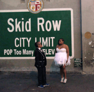 A Black Queer Couple Navigates Life on Skid Row in 'Game Girls'