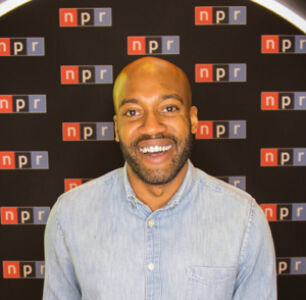 How NPR's Sam Sanders Became The Most Vocal Queer, Black Voice On The Radio