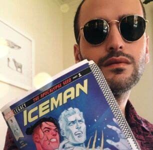 Sina Grace Is Having Too Much Fun Queering 'Iceman'