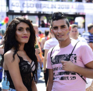 While More Germans Accept LGBTQ People, Fewer Accept Muslims