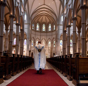 Catholic Leaders Blame Abuse Scandal on Gays