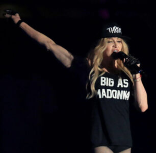 Madonna Has Always Made Things About Her
