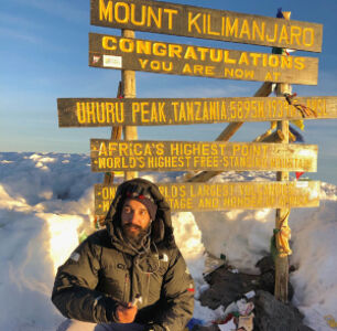 Dragging My Gay Ass To The Top of Kilimanjaro