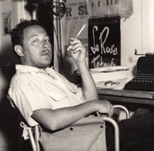 Surprise! Tennessee Williams Painted, Too, and His Paintings Are Gay AF
