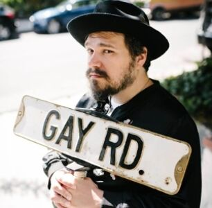 Justin Sayre Is Hosting a Queer-Inclusive Love-In and Everyone's Invited