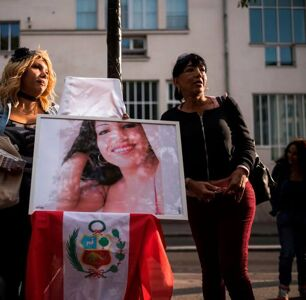 Protests Held Honoring the Life of Murdered Trans Sex Worker Vanesa Campos
