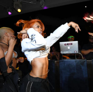 Teyana Taylor Is Bringing Legends Out To Vogue on Her 'K.T.S.E.' Tour