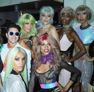 Marco Marco's New York Fashion Week Show Featured an All-Trans Model Runway