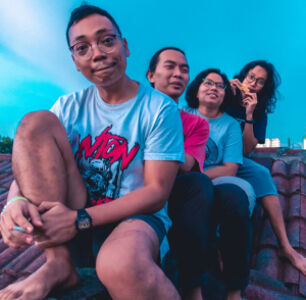 Malaysia's Queercore Band Shh…Diam! On the Politics of Being Out and Punk Where Homosexuality is Illegal