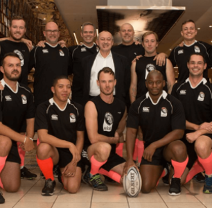 Gay Rugby Bridges Divide in South Africa
