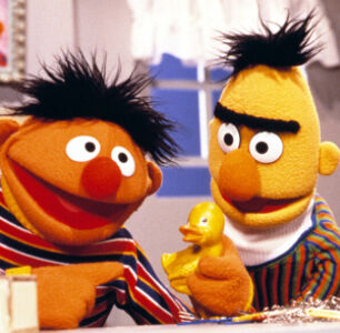Somehow There's Even More News About Bert and Ernie Being a Gay Couple