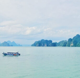 Wrestling With Mass Tourism in Phang Nga Bay