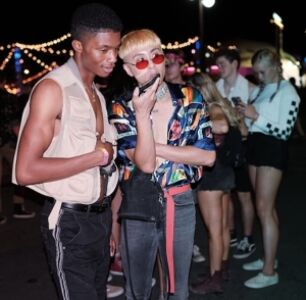 We Went To Vegas And Asked 15 Stylish Queer People (and Friends) Why Life Is Beautiful