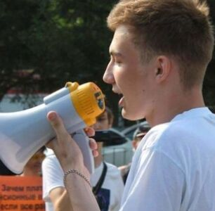 Russian Teen Will Keep Fighting For LGBTQ Rights After Overturning Propaganda Law Conviction