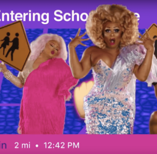 Peppermint and Jiggly Caliente Appear in 'Saturday Night Live' Sketch