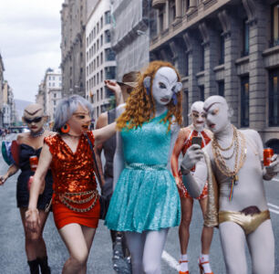 Isaac Flores and the Queer Muses of Barcelona