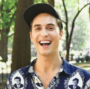 20 Queer Q's with Benito Skinner