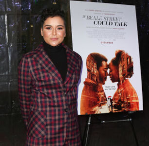 Emily Rios is The Queer Latinx Star of 'If Beale Street Could Talk'