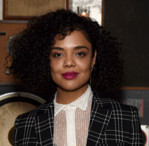 Everyone Queer Wants to Bang Tessa Thompson in a Suit