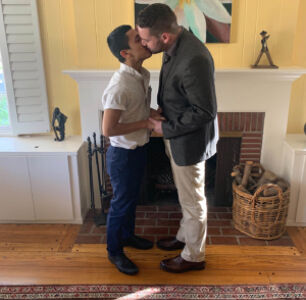 Gay Man Released From ICE Detention In Time For Christmas — And His Wedding