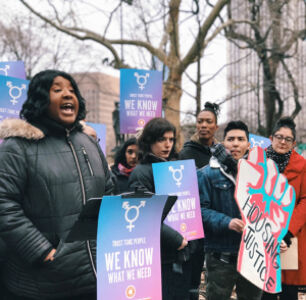 Trans and Non-Binary Job Discrimination Hasn't Improved Since 2015 NYC Nondiscrimination Policy