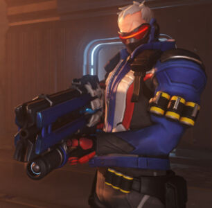 This Masc 'Overwatch' Hero Was Announced As Gay and I Don't Care