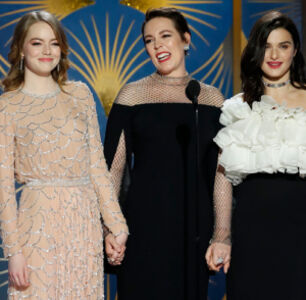 'The Favourite' Cast Was Aggressively Queer at the Golden Globes and It Rocked