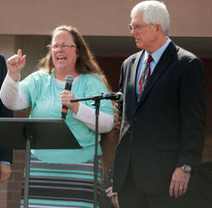 Kim Davis' Lawyers Want to Remove LGBTQ People From Bill to Make Lynching a Federal Hate Crime