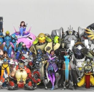 The Queerest Characters In Overwatch, Ranked